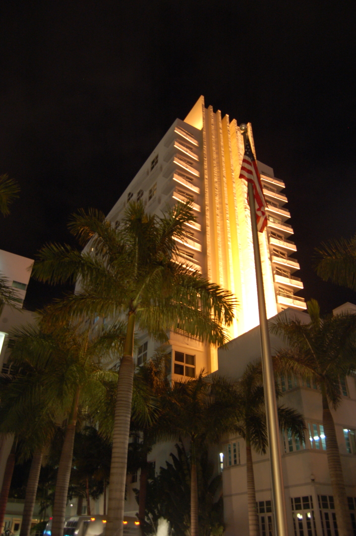 Hotell Miami Beach Florida